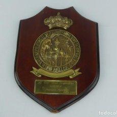 Militaria: METOPA MILITAR PATRULLA ACROBATICA DE ESPAÑA DEDICADA. Lote 275885588