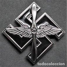 Militaria: WW2 INSIGNE DLV FLIEGER. Lote 277218688