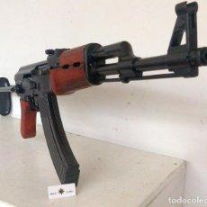 Militaria: DENIX - AK-47, CULATÍN PLEGABLE. ARTÍCULO NUEVO, NO DE SEGUNDA MANO.. Lote 277224653