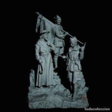 Militaria: GUERRA DE MARRUECOS. DESASTRE DE ANNUAL. LA LEGION. TERCIO RAS MEDUA. DIORAMA PARA MONTAR Y PINTAR.. Lote 278876238