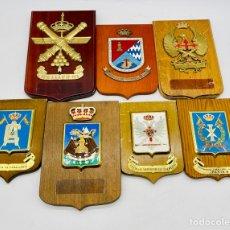 Militaria: LOTE DE METOPAS DE GENERAL. Lote 284658478
