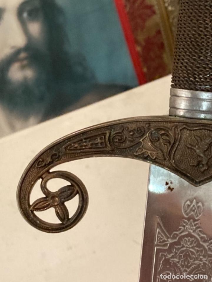Militaria: Magnifica reproducción de una espada antigua - Foto 5 - 287093593