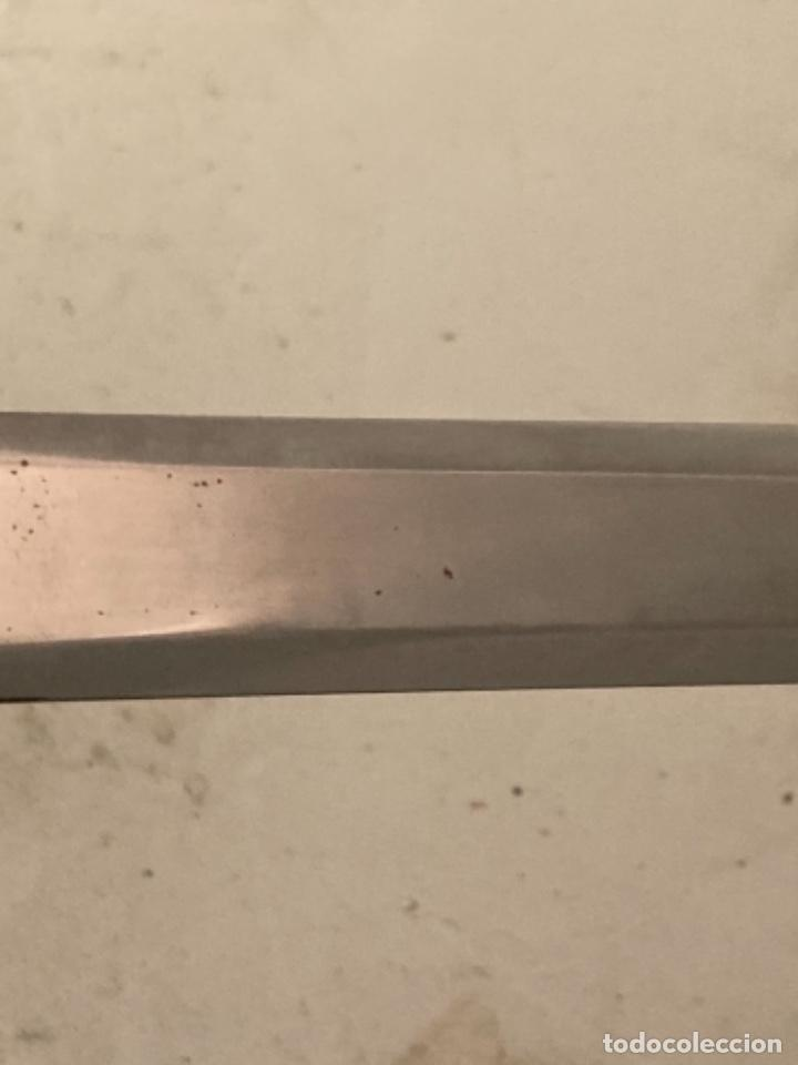 Militaria: Magnifica reproducción de una espada antigua - Foto 9 - 287093593