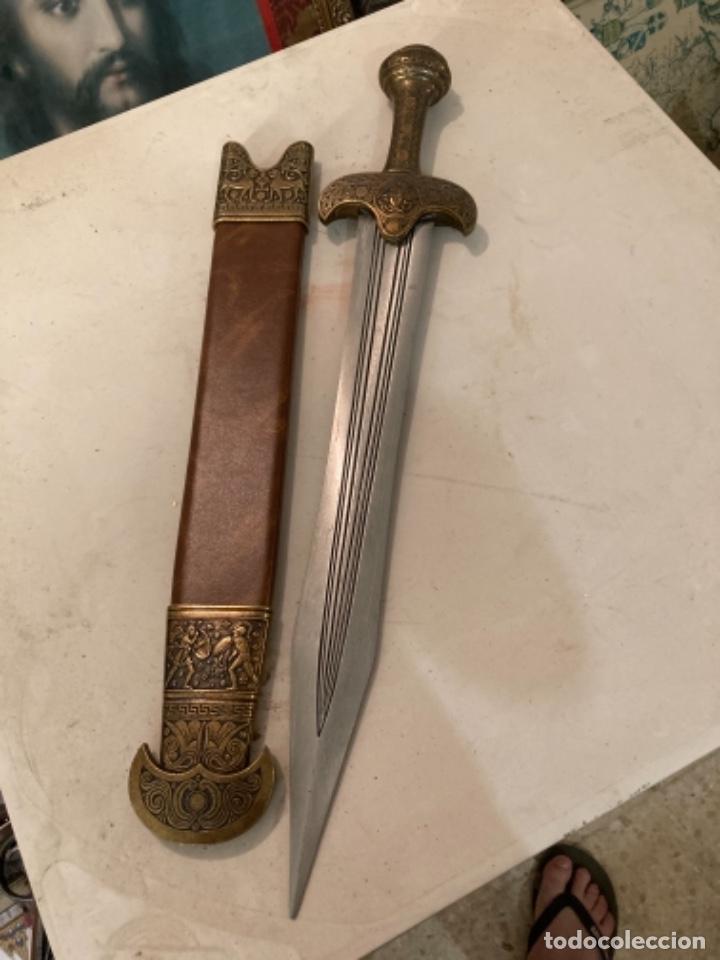 Militaria: Magnifica reproducción de una espada antigua - Foto 8 - 287094213