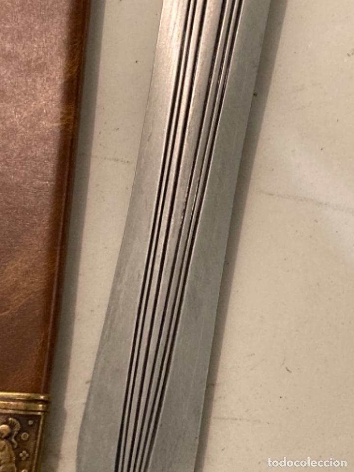 Militaria: Magnifica reproducción de una espada antigua - Foto 10 - 287094213