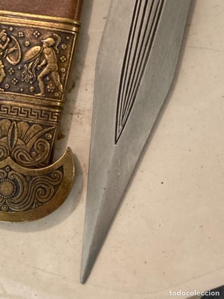 Militaria: Magnifica reproducción de una espada antigua - Foto 11 - 287094213