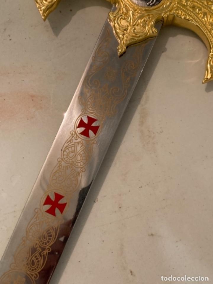 Militaria: Magnifica reproducción de una espada antigua - Foto 8 - 287094303