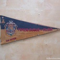 Militaria: BANDERÍN LEGIÓN TERCIO DUQUE DE ALBA - DAR RIFFIEN. Lote 287813178