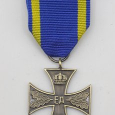 Militaria: REPRODUCCIÓN CRUZ AL MÉRITO DE GUERRA DE BRUNSWICK 2ª CLASE. Lote 287863018
