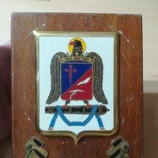 Militaria: REGIMIENTO MIXTO DE ARTILLERIA Nº 1 / METOPA, PLACA / / AL22. Lote 288392013