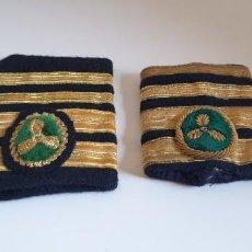 Militaria: AMG-1181 GALONES OFICIAL MÁQUINAS MARINA MERCANTE. Lote 292618023