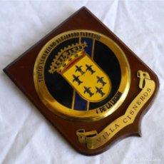 Militaria: METOPA TERCIO SAHARIANO ALEJANDRO FARNESIO VILLA CISNEROS. Lote 295354928