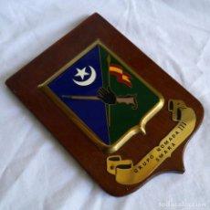 Militaria: METOPA GRUPO NÓMADA III SMARA. Lote 295355043
