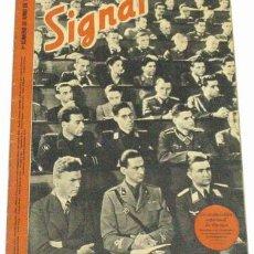 Militaria: REVISTA SIGNAL - JUNIO DE 1942. Lote 889167