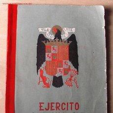 Militaria: EJÉRCITO, REVISTA ILUSTRADA DE LAS ARMAS Y SERVICIOS. Lote 9347262