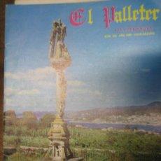 Militaria: REVISTA EL PALLETER, JULIO-AGOSTO 1983. Lote 3309151
