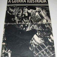 Militaria: A GUERRA ILUSTRADA - REVISTA DE PROPAGANDA ALIADA II GUERRA MUNDIAL - EDITADA POSIBLEMENTE EN INGLAT. Lote 3647143