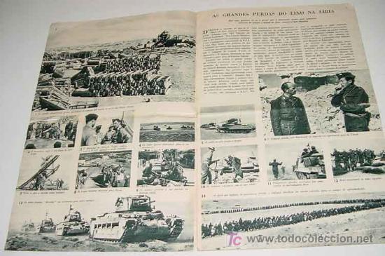 Militaria: A GUERRA ILUSTRADA - Revista de propaganda aliada II Guerra Mundial - Editada posiblemente en Inglat - Foto 2 - 3647143