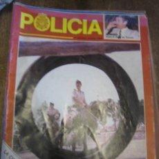 Militaria: REVISTA POLICIA, JULIO-AGOSTO 1988. Lote 3793474