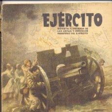 Militaria: EJERCITO Nº 111 ABRIL DE 1949. Lote 26314650