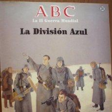 Militaria: FASCICULOS DE ABC DE LA II GUERRA MUNDIAL.. Lote 138981734