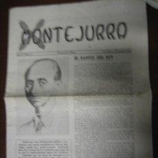 Militaria: REVISTA MONTEJURRA, DICIEMBRE DE 1961. Lote 5082947