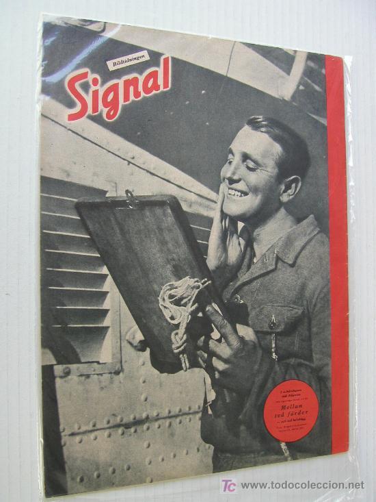 biltidningen signal german magazine revista comprar revistas militares y peri dicos en. Black Bedroom Furniture Sets. Home Design Ideas