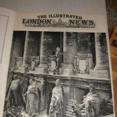 Militaria: THE ILLUSTRATED LONDON NEWS WWII - II GUERRA MUNDIAL (EN INGLES) 1945 - CON FOTOS, DIBUJOS, ESQUEMAS. Lote 7837578