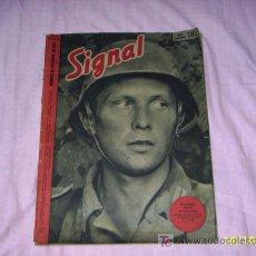 Militaria: REVISTA SIGNAL ALEMANA (ESPAÑOL) NºDE DICIEMBRE DE 1942. Lote 26739534