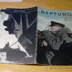 Militaria: REVISTA NEPTUNO EN PORTUGUES - SEGUNDA GUERRA MUNDIAL - PN 10 ENERO 1941. Lote 8737294