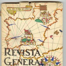 Militaria: REVISTA GENERAL DE MARINA FEBRERO 1945 PATRONATO DE LA ARMADA. Lote 25850131