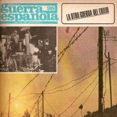 Militaria: CRONICA DE LA GUERRA ESPAÑOLA Nº 98 EDITORIAL CODEX. Lote 17690729