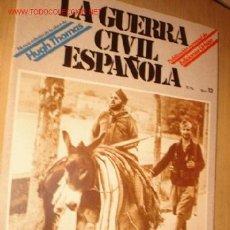Militaria: REVISTA -LA GUERRA CIVIL ESPAÑOLA- Nº 13. AÑO 1979.. Lote 1716573