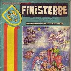 Militaria: FINISTERRE - CAPITANIA GENERAL DE GALICIA. Lote 8669908