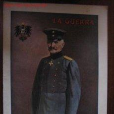 Militaria: REVISTA LA GUERRA Nº121. Lote 2548466