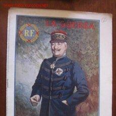 Militaria: REVISTA LA GUERRA Nº43. Lote 2548692