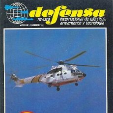 Militaria: DEFEN-141. REVISTA DEFENSA Nº 141. ENERO 1990. Lote 9775219