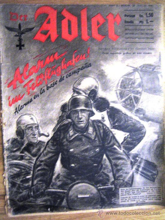 REVISTA SIGNAL. EN CASTELLANO (Militar - Revistas y Periódicos Militares)