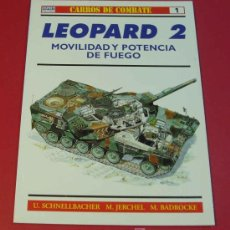 Militaria: CARROS DE COMBATE Nº 1 - LEOPARD 2 - OSPREY MILITARY . . Lote 19211426