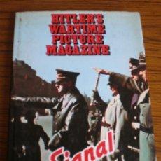 Militaria: HITLER´S WARTIME PICTURE MAGAZINE .. 1976. Lote 21445317