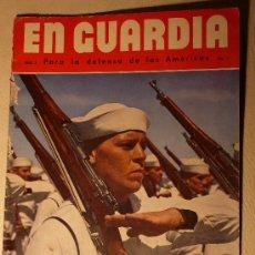 Militaria: EN GUARDIA PARA LA DEFENSA DE LAS AMERICAS AÑO 2 Nº 1. Lote 26942289