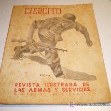 Militaria: EJÉRCITO - REVISTA ILUSTRADA DE LAS ARMAS Y SERVICIOS Nº 99 - ABRIL 1948. Lote 12917103