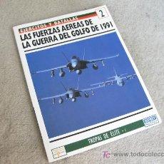 Militaria: EJERCITOS Y BATALLAS - LA GUERRA DEL GOLFO DE 1991 - NUMERO 2. Lote 26206473