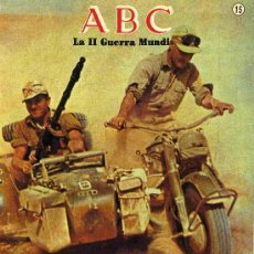 Militaria: FASCÍCULO ABC LA II GUERRA MUNDIAL Nº 15. Lote 21906837
