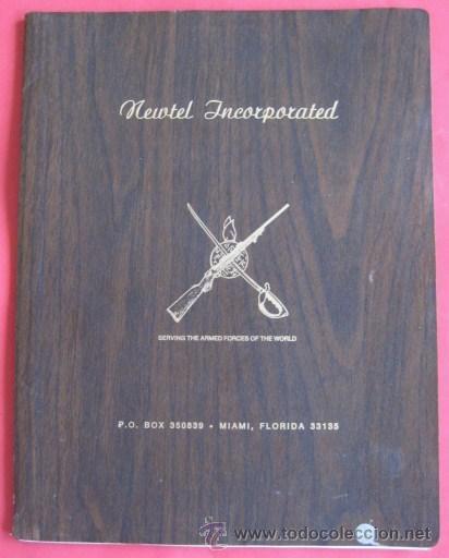 CATALOGO MILITAR USA. AÑOS 60.. ...ENVIO GRATIS¡¡¡ (Militar - Revistas y Periódicos Militares)