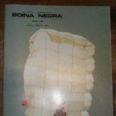 Militaria: REVISTA PARACAIDISTA BOINA NEGRA, Nº146, 1984. Lote 14781131