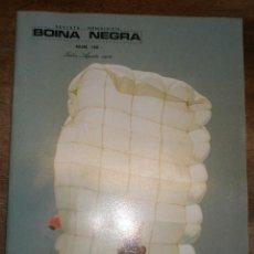 Militaria: REVISTA PARACAIDISTA BOINA NEGRA, Nº146, 1984. Lote 14781150