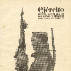 Militaria: EJERCITO. REVISTA ILUSTRADA DE LAS ARMAS Y SERVICIOS MINISTERIO DEL EJERCITO. SEPTIEMBRE 1958 Nº 224. Lote 26680969