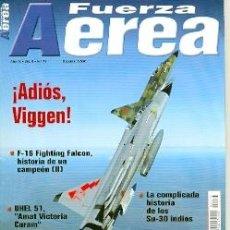 Militaria: RFA-73. REVISTA FUERZA AEREA Nº 73. Lote 201969187