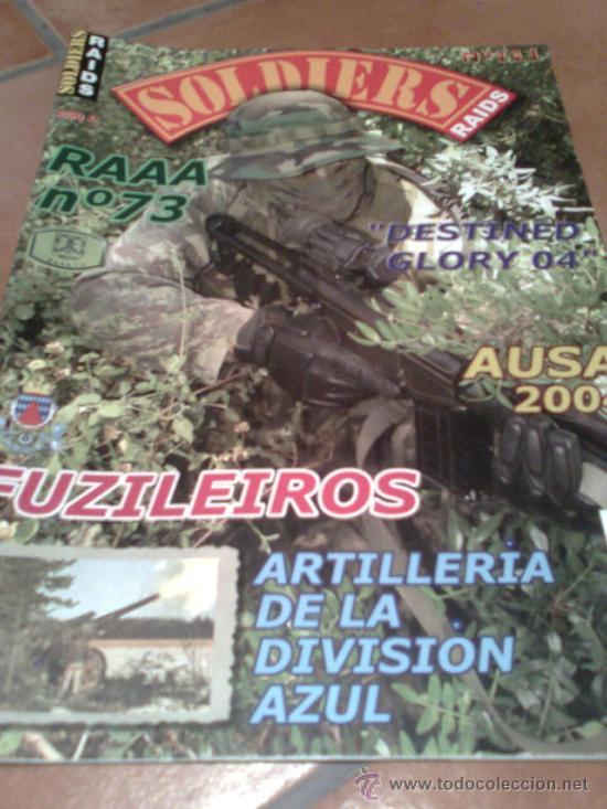 SOLDIERS-111 (Militar - Revistas y Periódicos Militares)